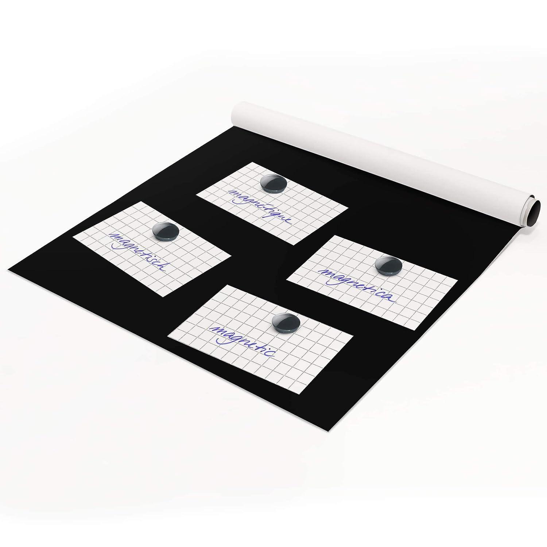 Bilderwelten Magnetfolie - schwarzboard selbstklebend - Wohnzimmer 50 x 50 cm B07NDH9P53 | Einfach zu bedienen
