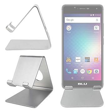 DURAGADGET Atril De Aluminio para Smartphone BLU Energy XL   Pure ...