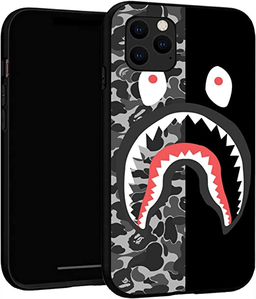 iPhone 11 Pro Case,Case Cover for iPhone 11 Pro (Bape-Shark)
