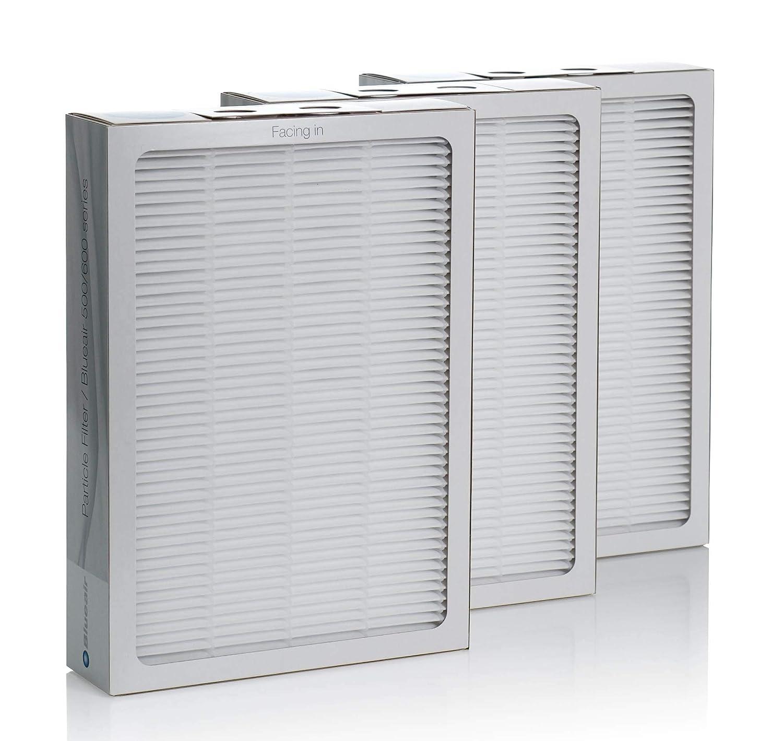 ブルーエア 空気清浄機 Classic 500/600シリーズ 交換用 ニオイフィルター  680i,605,650E F500600SM B01MRMYXI3 ホコリ