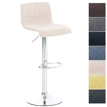 Clp De Bar Design Chaise Hoover Tissu I Réglable Hauteur Tabouret O80kwnP