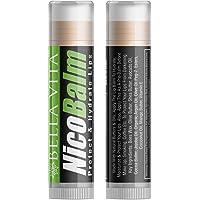 Bella Vita Organic NicoBalm Lip Balm For Women,Men,Boys & Girls To Hydrate Dry, Chapped, Damaged Lips & Get Baby Lips | Pre Smoke Balm | Pre Lipstick Balm, 5gm