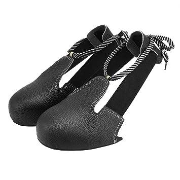 Tellaboull Des Chaussures De Sécurité à Bouts En Acier Unisexes Anti
