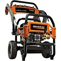 Generac G0065900 2.8-GPM 5 Nozzles Commerical Pressure Washer