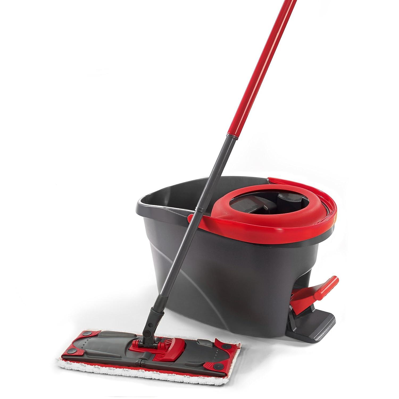 Best Mop For Kitchen Floor Amazoncom O Cedar Ultramax Easywring Microfiber Flat Spin Mop