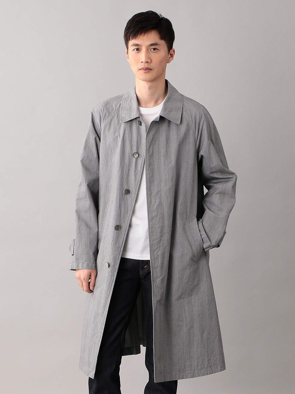 (サンヨー) SANYO BLUEFLAG 先染めコットンタイプライターテントライン コート メンズ M グレー(07) B07NDLZWY2
