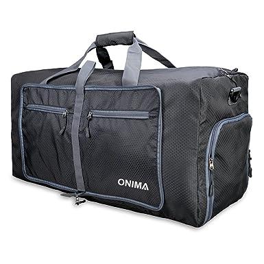 Voyage Duffel Bag Pour hommes et femmes enfants - Léger pliable Duffle Bag 22