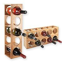 Gräfenstayn scaffali vino in diverse versioni
