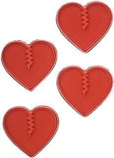 Crab Grab Mini Hearts 2018 Red