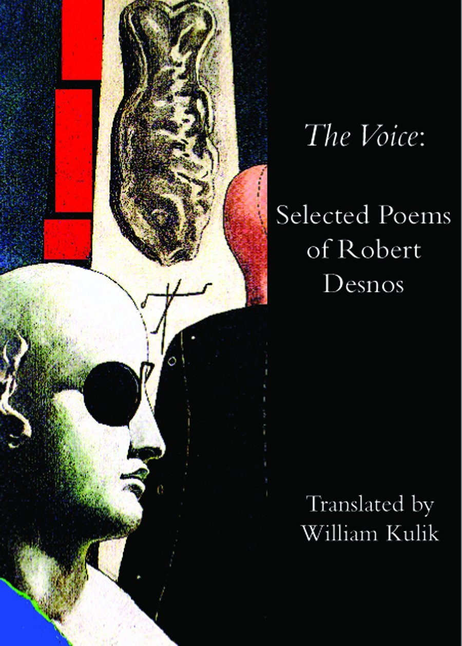 Read Online The Voice of Robert Desnos: Selected Poems PDF