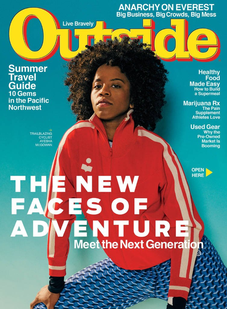 Outside [Print + Kindle] Print Magazine