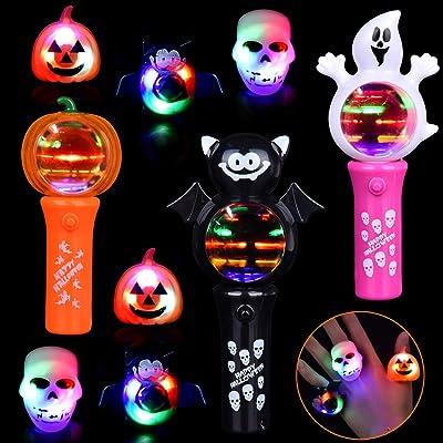 Glow in the Dark Halloween Toys