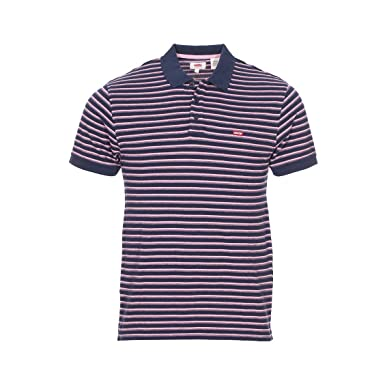 Levi's ® Original HM T shirt blue striped | WeAre Shop