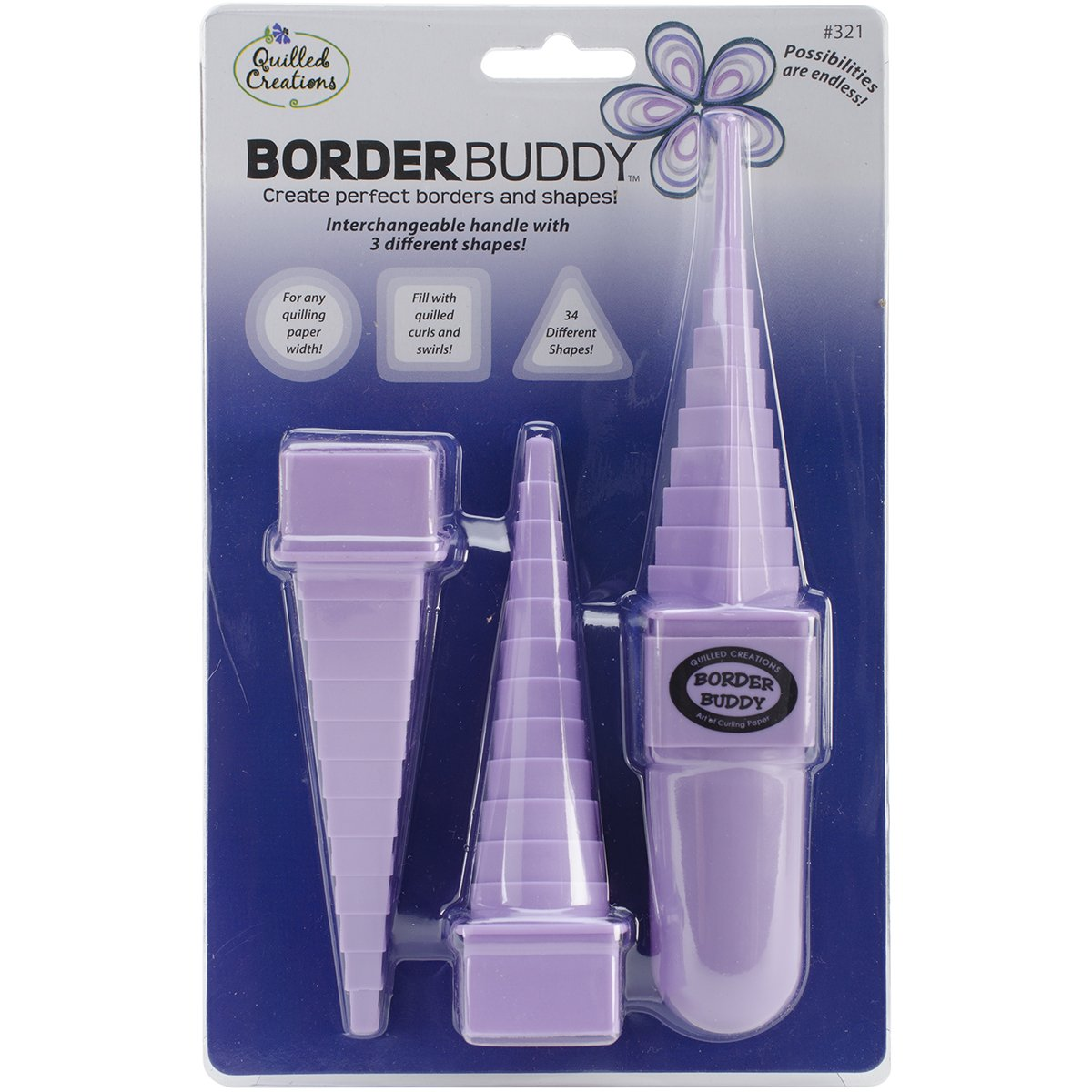 Quilled Creations Border Buddy Q321