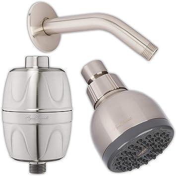 "3/"" High Pressure Shower Head Best Boosting Wall Mount Bathroom CHROME 2.5 GPM"
