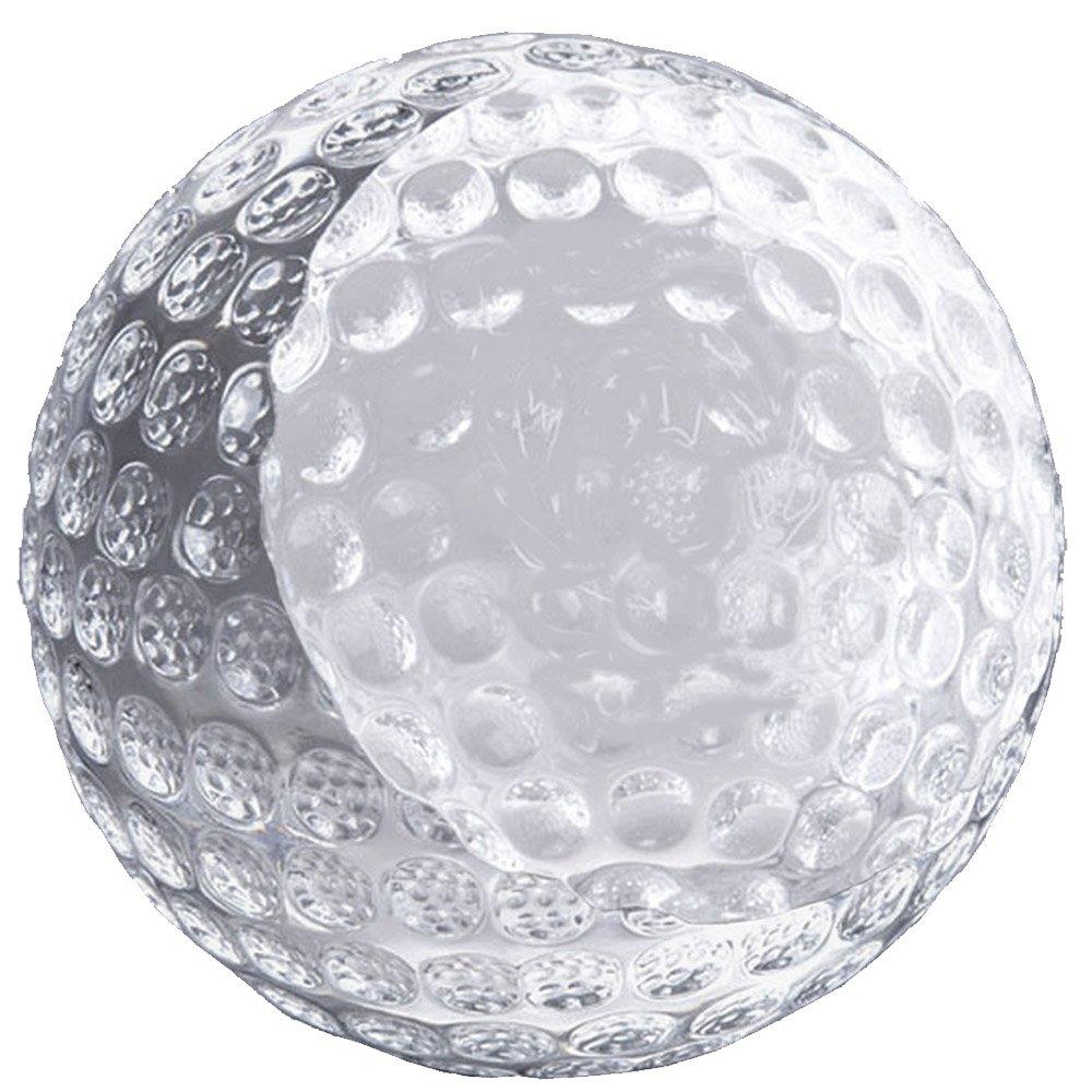 賞とギフトR Usカスタマイズ可能な光学式クリスタルゴルフボールPaperweight, Includes Personalization B07FK1X5JG