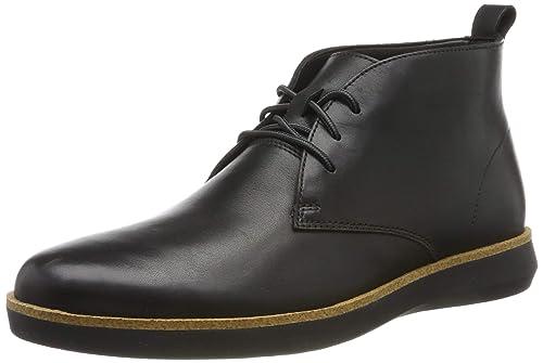 Sneaker Mid Hohe Fairford Clarks Herren 6mIYfvb7gy