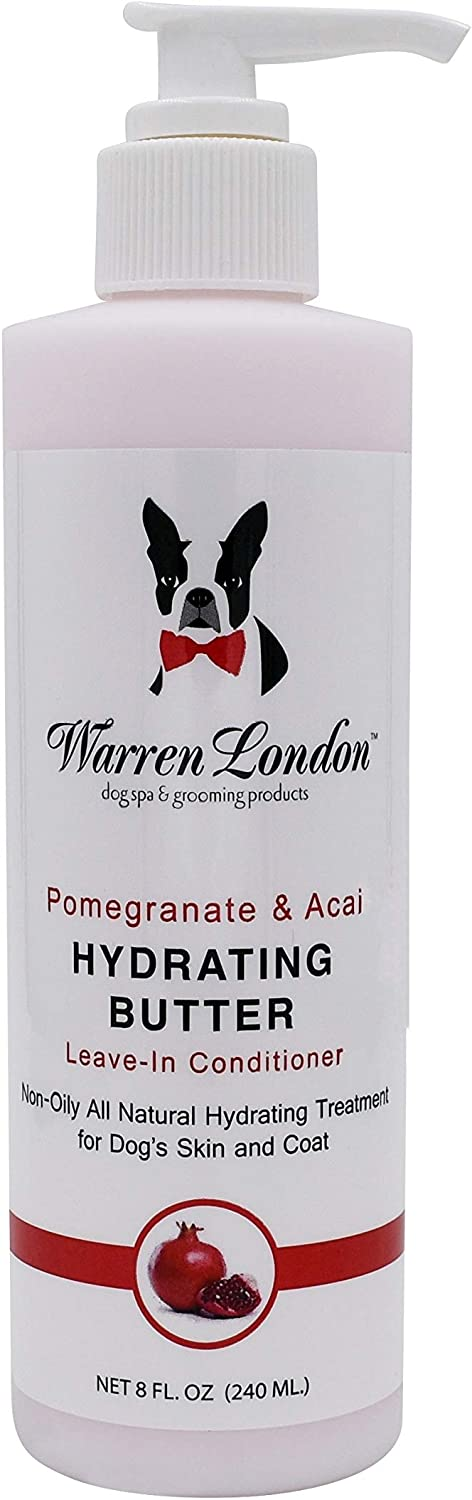 Warren London Hydrating Butter Leave-in Conditioner for Dog Skin & Coat