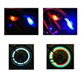 Bike Wheel Lights, Bicycle Spoke Lights, Qiandy
