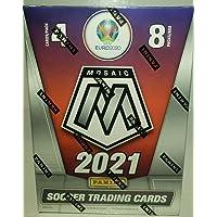 $29 » 2021 Panini Mosaic Soccer Blaster Box UEFA EURO Brand New Factory Sealed