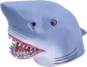 Bristol Novelty BM450 Shark Mask, One Size