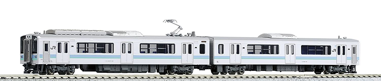 KATO Nゲージ E127系 100番台 大糸線 1パンタ編成 2両セット 10-593 鉄道模型 電車   B005M9N7A4