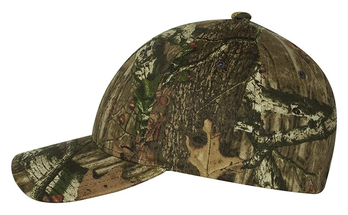 Flexfit - Mossy Oak Camouflage Cap - 6999 at Amazon Men s Clothing store  0dc93ea577f4