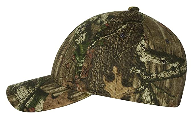 Image Unavailable. Image not available for. Color  Flexfit - Mossy Oak Camouflage  Cap - 6999 56dee8d420f1
