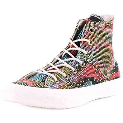 Converse Womens Chuck Taylor All Star Femme Multi Panel HI Trainers