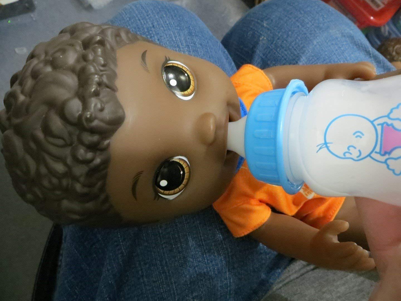 Amazon.com: Baby Alive Super snackin Luke Boy Custom 2oz ...
