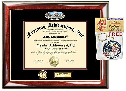 Amazon.com: John Jay College Diploma Frame Criminal Justice Campus ...