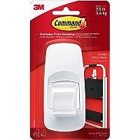 Command Jumbo Utility Hook, White, 1-Hook (17004ES)