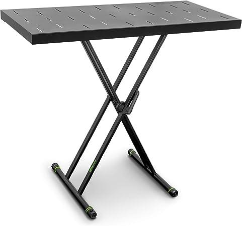Gravity KSX 2 RD - Juego de soporte para teclado (forma en X, doble y mesa)
