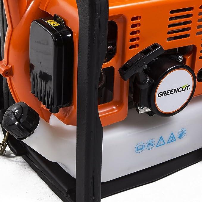 Greencut Soplador de Hojas EB700A: Amazon.es: Bricolaje y ...