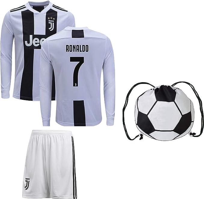 Amazon.com: Cristiano Ronaldo Juventus #7 - Camiseta de ...