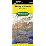 Rocky Mountain National Park (National Geographic Trails Illustrated Map)