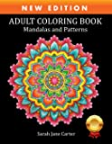 Adult Coloring Book: Mandalas and Patterns