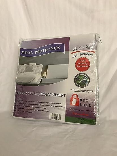 Elite Protector de colchón – 100% resistente al agua, hipoalergénico – 2 años de