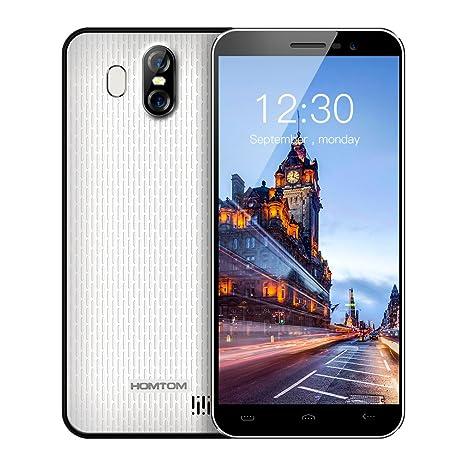 HOMTOM S16 - Pantalla HD de 5.5 pulgadas (proporción de 18: 9) Android