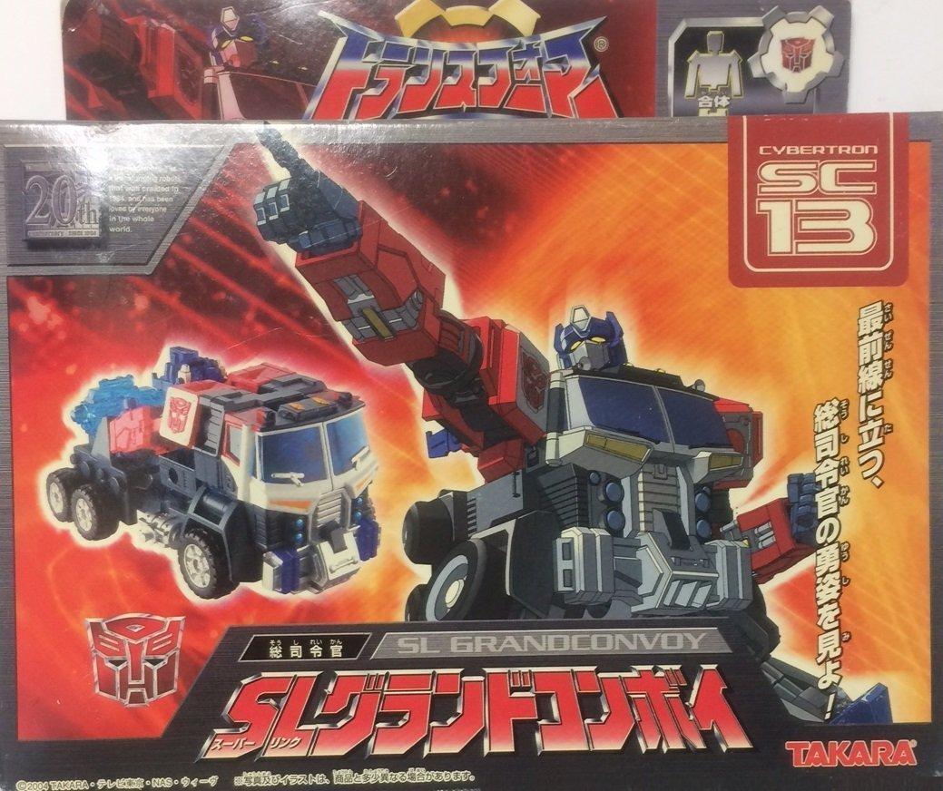 Transformers SC13- SL Optimus Prime