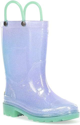 Western Chief Kids Light-Up Rain Boot Rain Boots