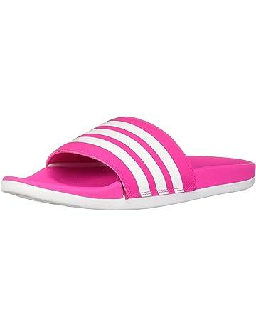 43d7a407e adidas Women s Adilette Cloudfoam+ Slide Sandal
