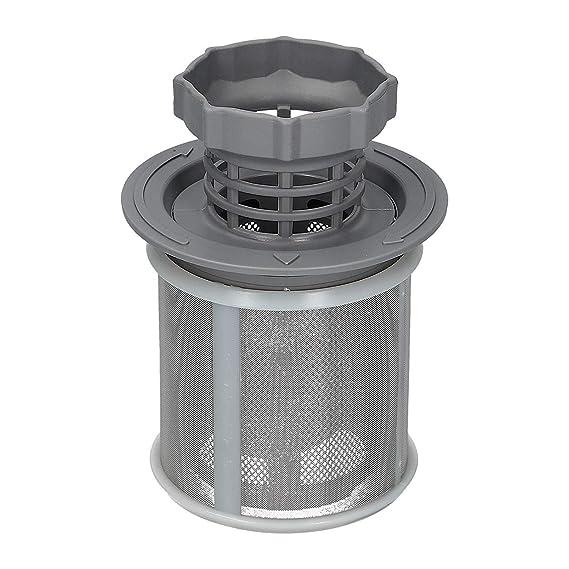 Original Siemens lavavajillas Micro filtro 427903 170740