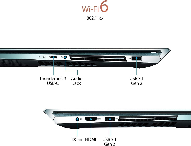 Asus Zenbook Pro Duo Ux581 15 6 4k Uhd Nanoedge Bezel Computers Accessories