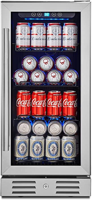 Top 10 Beverage Center And Wine Cooler 15 Inch