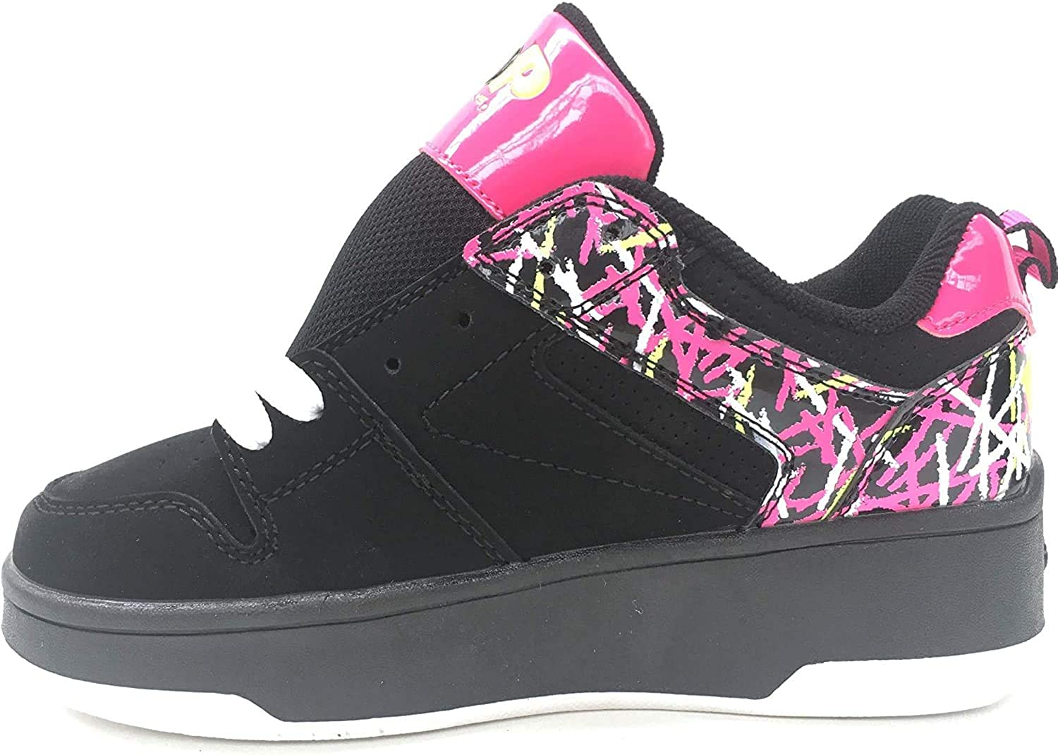 HEELYS POP Push Button Wheeled Girls Boys 4 years warranty Outlet SALE Trainers and for