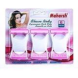 Maharsh Enterprise Max Disposable Body & Bikini Shaving Razor For Women