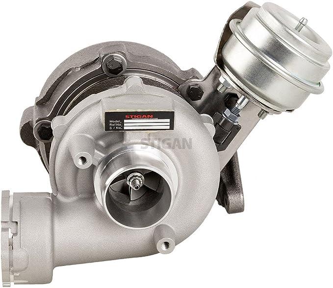 Stigan Turbo Turbocharger /& Gaskets For Volkswagen VW Passat TDI Diesel 2.0L B5 2004 2005 Stigan 842-0065 New
