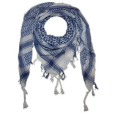 b627cf4ddd68 PURECITY©® Keffieh Shemagh Foulard Palestinien 100% Coton - 110 cm x 110 cm