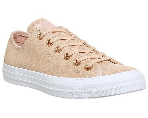9cdd43b6 Converse All Star Ox W Calzado: Amazon.es: Zapatos y complementos